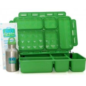 Go Green lunch box Sea Horses
