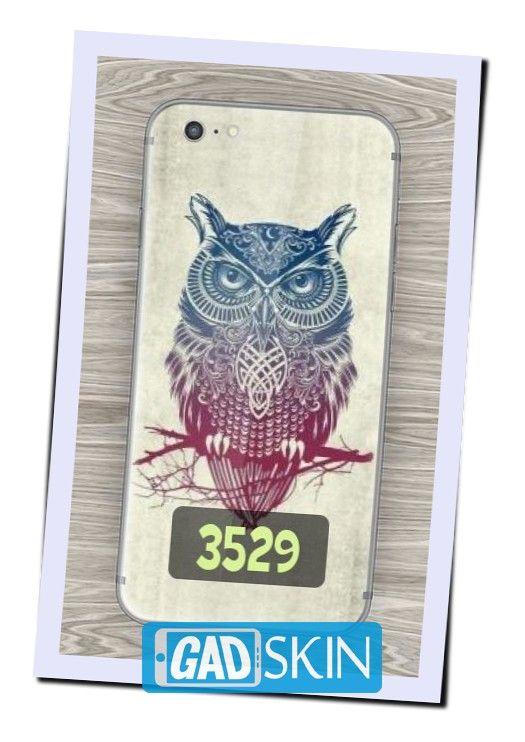 http://ift.tt/2cDN5yX - Gambar Tribal owl ini dapat digunakan untuk garskin semua tipe hape yang ada di daftar pola gadskin.