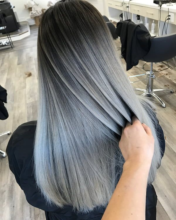45 Best Balayage Hairstyles For Straight Hair For 2019 Be Trendsetter Balayage Straight Hair Hair Styles Straight Hairstyles