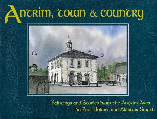Antrim, Town and Country - Irish Art & Artists - Art & Photography - Books
