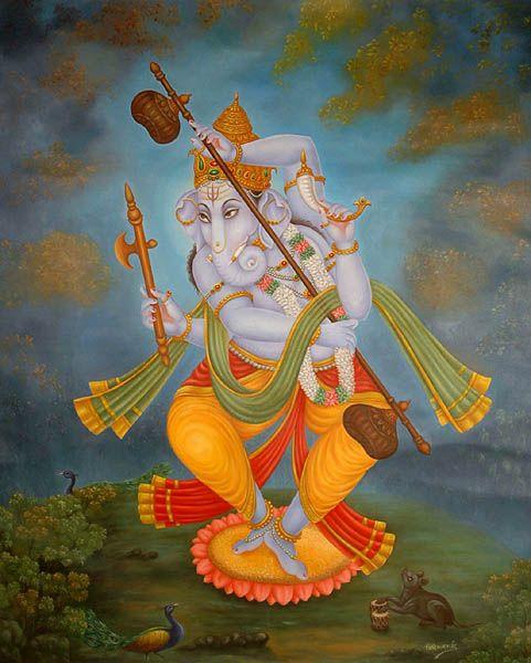 Ganesha, Ganapati.. obstacle remover