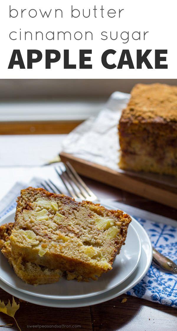 17 Best ideas about Apple Cinnamon Cake on Pinterest ...
