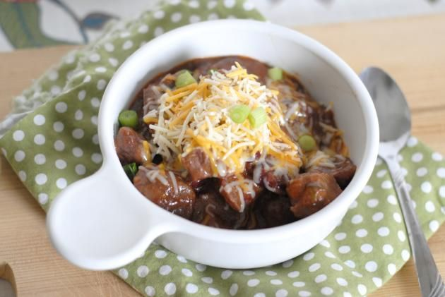 Texas Roadhouse Chili now can be made at home! No need to go out on a chilly night.