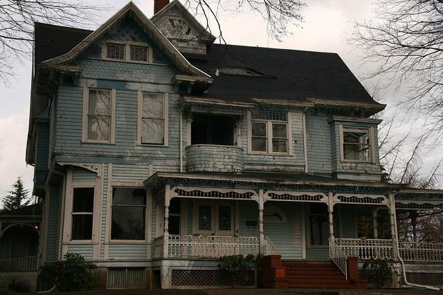 MOCK HOUSE, Willamette Blvd., Portland, Oregon, 1892