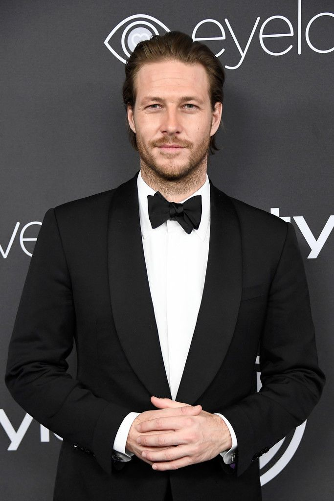 Luke Bracey Photos Photos Warner Bros Pictures And Instyle Host 18th Annual Post Golden Globes Party Arrivals Luke Bracey Bracey Luke