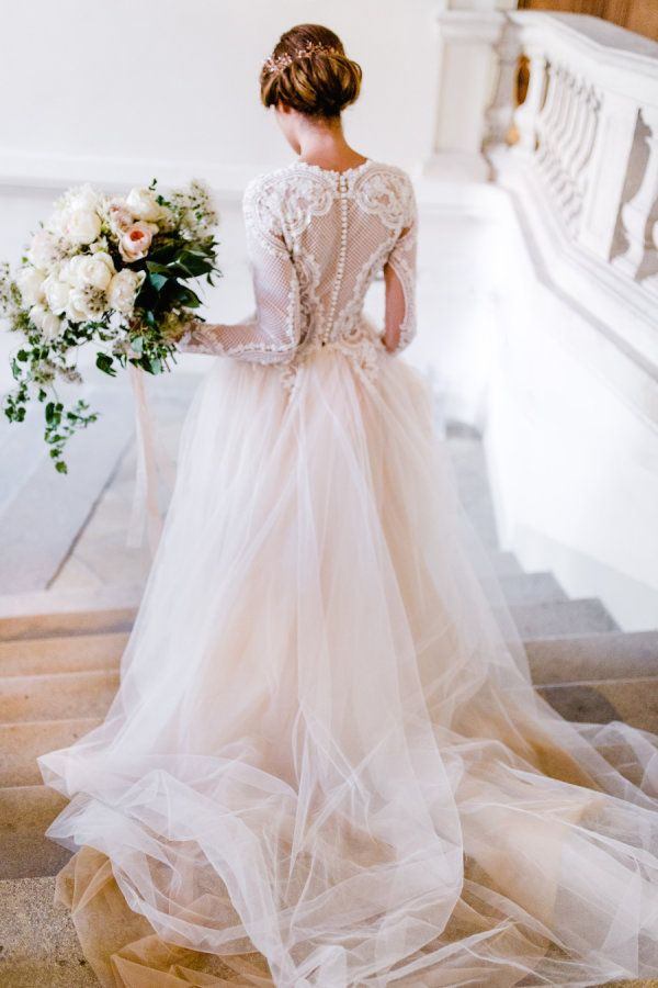 """Say """"I Do"""" in an Austrian Castle – Style Me Pretty"""
