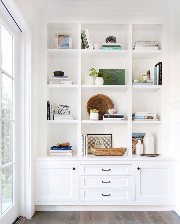 Shelf and console styling 101