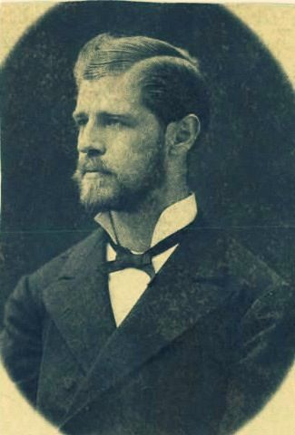 UN DOBLE DE MI HIJO. Se llamó Germán Riesco Irrazuriz. Abogado y presidente de Chile. Murió en 1916.
