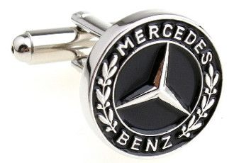 Mercedes Benz Cufflinks