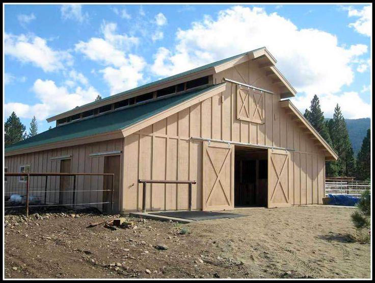 25 best ideas about 30x40 pole barn on pinterest barn for Texas pole barns