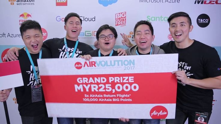 The AirAsia Airvolution 2017 Highlights. During our maiden regional hackathon,  20 teams from 9 countries tackle 1 challenge in only 18 hours!    #AirAsiaAirvolution