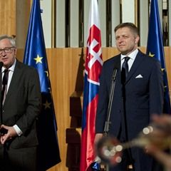 President of the European Commission visits Slovakia