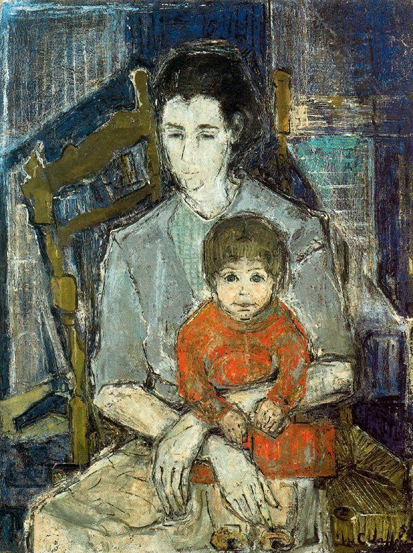 Maternidad - Carmen Laffón