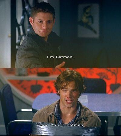 Supernatural Quotes / Dean / Sam