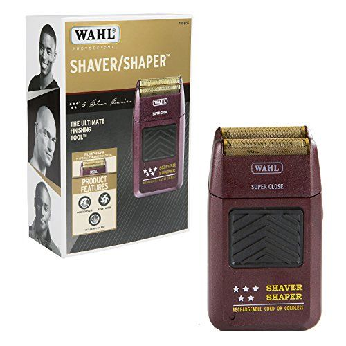 Wahl Professional 5-Star Series Rechargeable Shaver/Shaper #8061-100 - Up to 60 Minutes of Run Time - Bump-Free, Ultra-Close Shave. For product & price info go to:  https://beautyworld.today/products/wahl-professional-5-star-series-rechargeable-shavershaper-8061-100-up-to-60-minutes-of-run-time-bump-free-ultra-close-shave/
