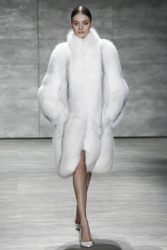 Mathieu Mirano RTW Fall 2014 - Slideshow - Runway, Fashion Week, Fashion Shows, Reviews and Fashion Images - WWD.com