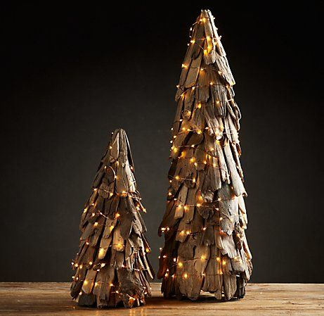 the lights pictured in this blog post are Restoration Hardware's Starry String Lights. They come ...