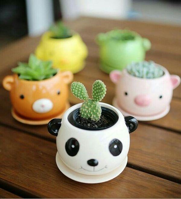 Animal Cute Plant Pots