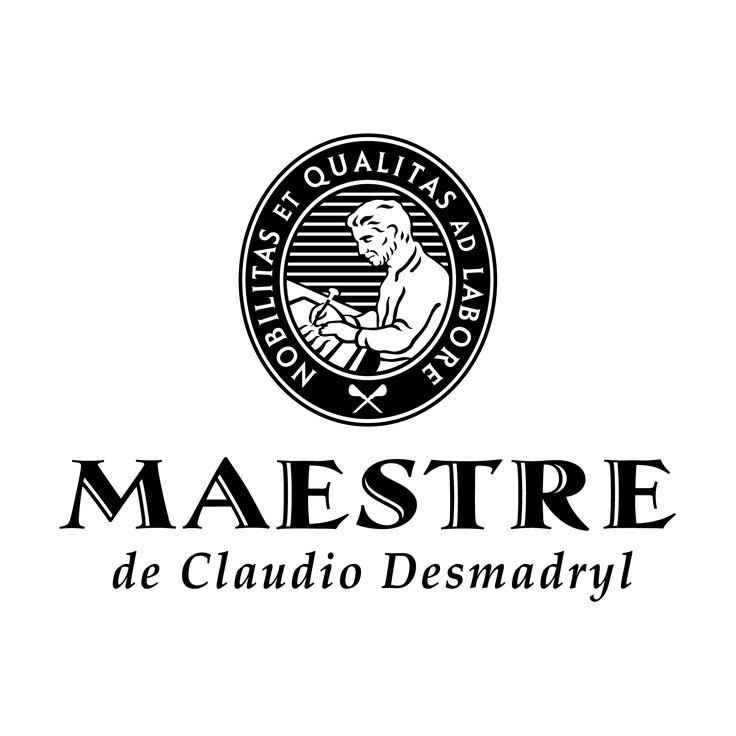 MAESTRE / Diseñadores: Vicente Larrea - Luis Albornoz / Oficina: Larrea Diseñadores / Año: 1990