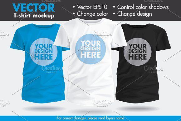 Download Vector T Shirt Shirt Mockup Tshirt Mockup Mockup