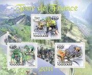 Tour de France 2011, (Mark Cavendish, Cadel Evans, Samuel Sanchez)|TG11518a-2785-2787-4305-4307-