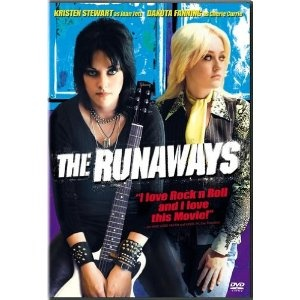 The Runaways. They had such a great opportunity with this movie but ultimately it was disappointing. Kristen Stewart was like a wooden board. Everything else was pretty clichéd. Soundtrack great though.