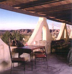 Cattleman's Steakhouse at Indian Cliffs Ranch.  El Paso, TX  Great view of the desert!  Great memories.