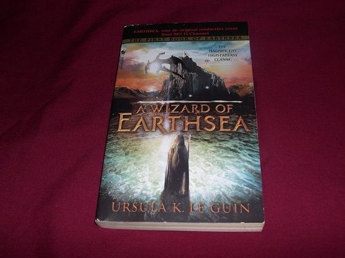 A Wizard of Earthsea by Ursula K. Le Guin (2004 Fantasy Pb TV Tie-In)