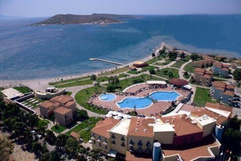 Mavi Bayraklı Plajlar  Neilson Club Phokaia Foça, İzmir