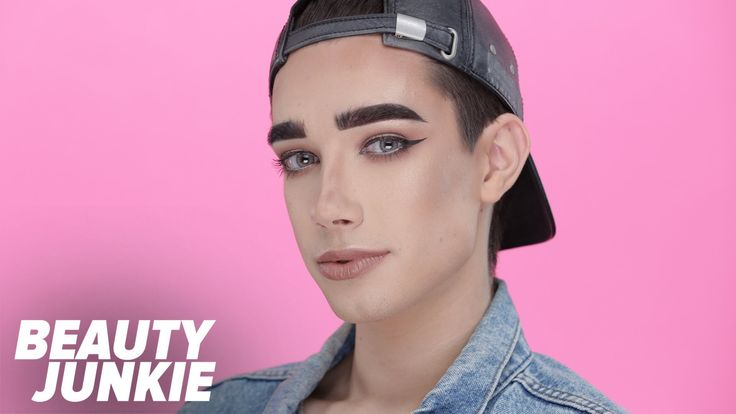 First-Ever CoverBoy James Charles Demonstrates the Power of Makeup: James Charles has made history by becoming the first-ever male CoverGirl, or CoverBoy, if you will, and he's done it all before the age of 18.