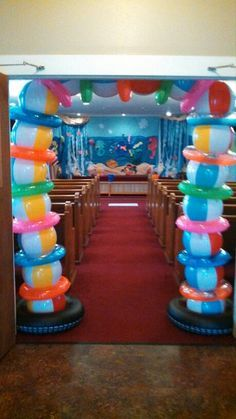 Vacation Bible School on Pinterest | Surf Shack, Traffic Light and ...