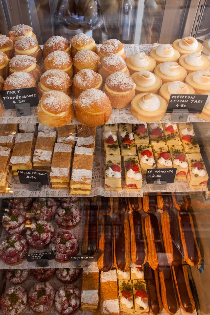 Take a stroll around Covent Garden this weekend and treat yourself to something delicious from Aubaine Deli