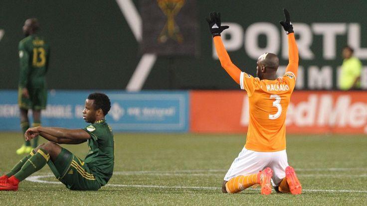 Major League Soccer's final four: Columbus, Toronto, Houston, Seattle