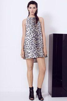 Basic Instinct Mini Dress