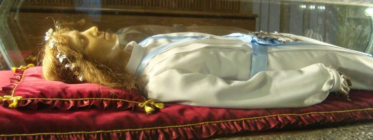 My Supernatural Experience with St. Maria Goretti | Get Fed | Catholic News and Information