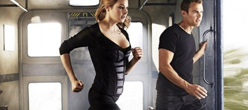 'Divergent' movie first look: Tris and Four united! (Photos)