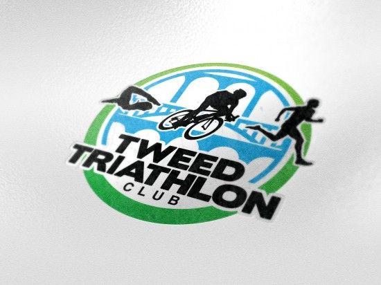 Tweed Triathlon Club - Logo » InHouse Design & Print | Printing Berwick Northumberland