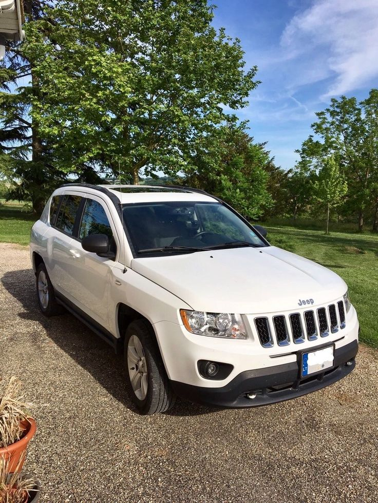 eBay: 2014, LHD, Automatic 4x4 Jeep Compass Latitude (Limited edition) 41,289 miles. #jeep #jeeplife