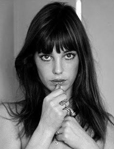 Jane Mallory Birkin, OBE (born 14 December 1946) is an English actress and singer who lives in France. She is perhaps best known for her relationship with Serge Gainsbourg in the 1970s.