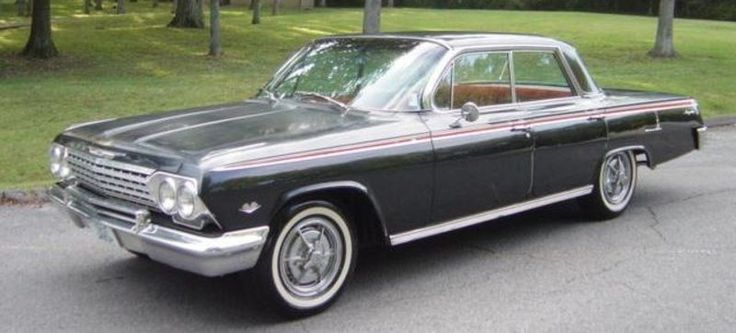 1962 Chevrolet Impala for sale - Hendersonville, TN | OldCarOnline.com Classifieds
