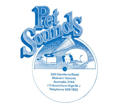 Pet Sounds - Glenferrie Rd. Malvern. I purshased Kiss Alive II there - first album.