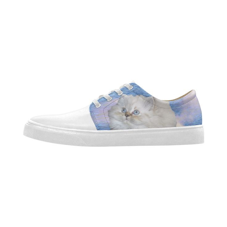 Cat and Water Cygnus Pointed Toe Women
