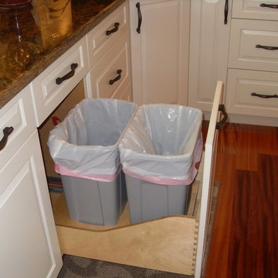 Need Two Trash Can Pull Out ;)