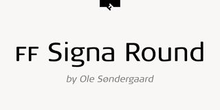 """FF Signa Round Pro Font Download  """" FF Signa Round Pro Font Download Download : http://ift.tt/2Aluao6 Gallery and Sample : http://ift.tt/2hT6Vuw; FF Signa Round Pro font - Say hello to new FF Signa Round Pro font family designed by Ole Berntsen Søndergaard FF Signa Round Pro fonts release at Aug 7 2017. FF Signa Round Pro is the perfect titling font to complement text faces in magazines logotypes etc. FF Signa Rounded is a natural complement to the rest of the FF Signa super family  and can…"""