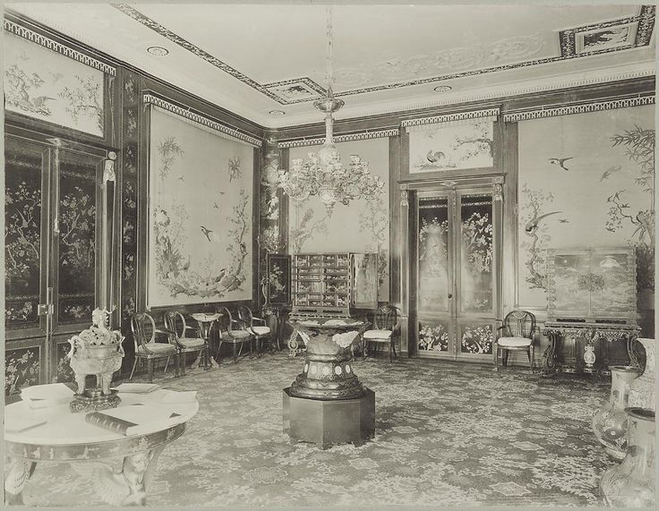 Huis ten bosch interieur japanse kamer 1914 dutch for Dep design interieur