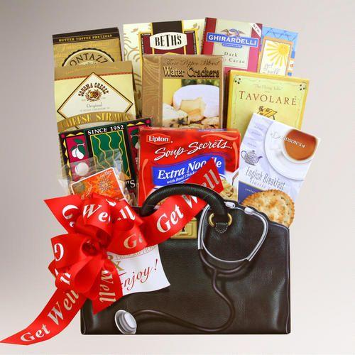 World S Best Food Gift Basket For International