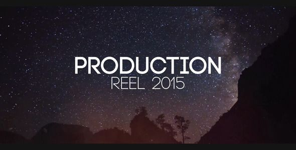 Production Reel 2015