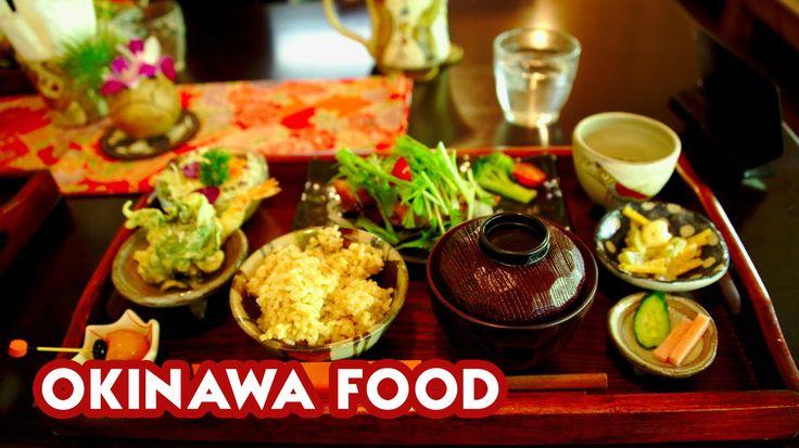 Conheça as comidas típicas de Okinawa