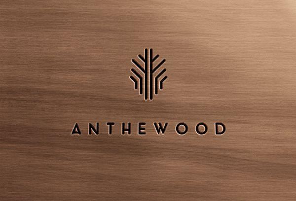 Anthewood Furniture logo by Sebastian Bednarek