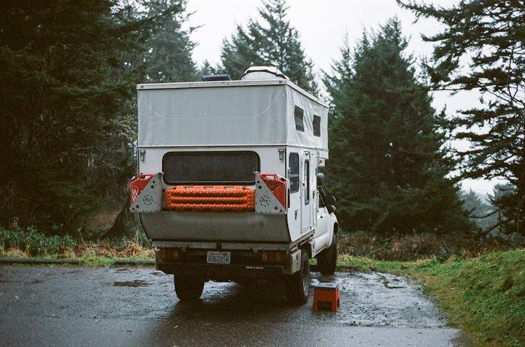 206 Best Images About Camper Pick Up Trucks On Pinterest